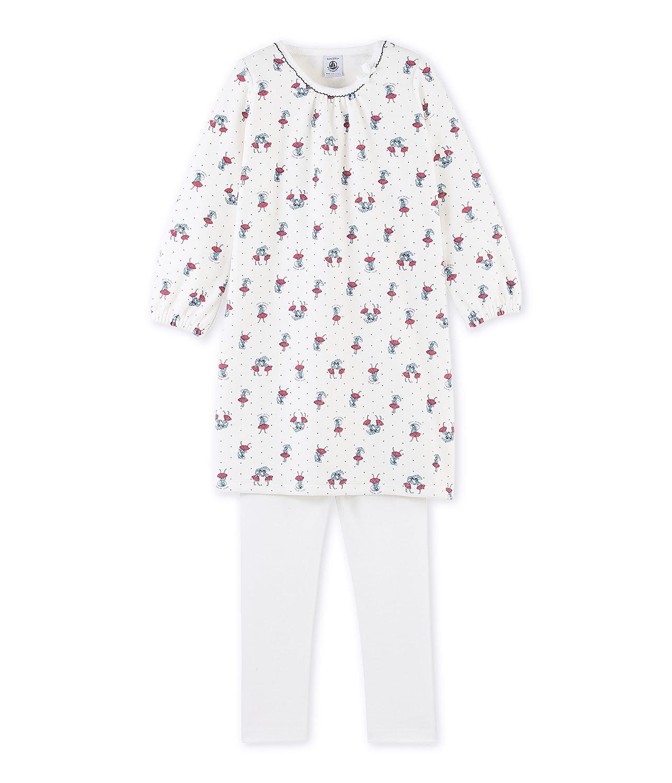 Camisetas sin mangas Camiseta de Manga Larga para Bebés Petit Bateau Diffi Partes de arriba