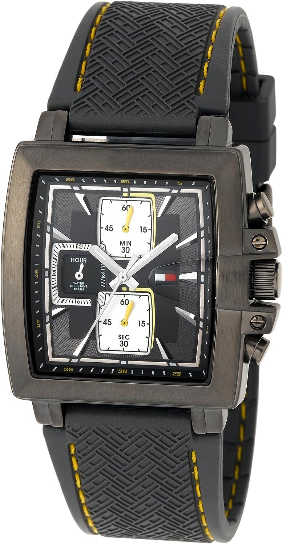Tommy Hilfiger 1790598 Reloj Deportivo Gris para Hombre