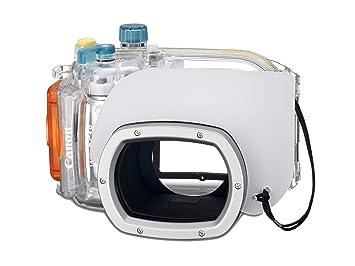 Amazon.com: Canon wp-dc18 la carcasa submarina para cámaras ...