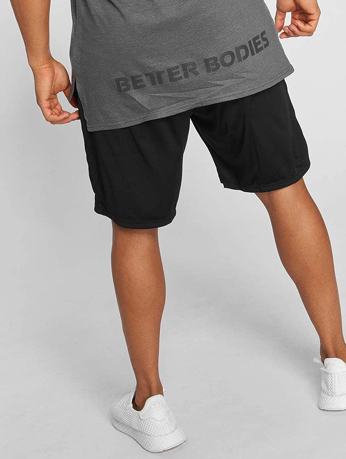 Global Gym Wear Better Bodies Loose Function Shorts