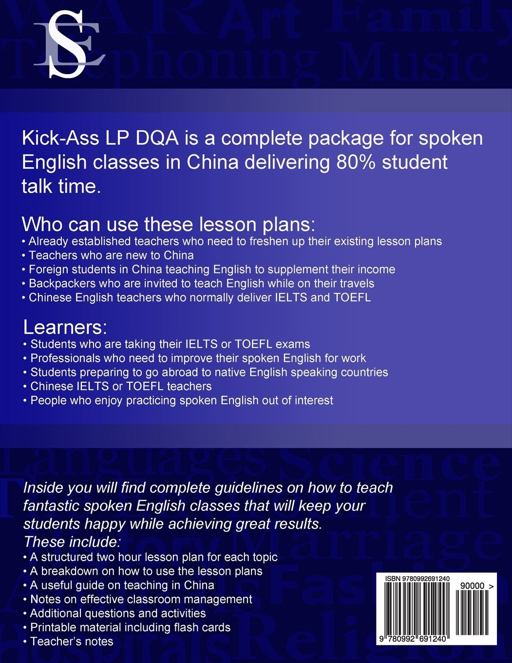 Kick-Ass Lesson Plans TEFL Discussion Questions & Activities