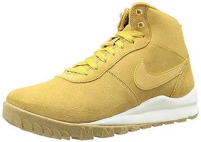 162a19bd947d72 Nike Herren Hoodland 654888-727 Sneaker Mehrfarbig (Marrón Blanco Hystck Sl-
