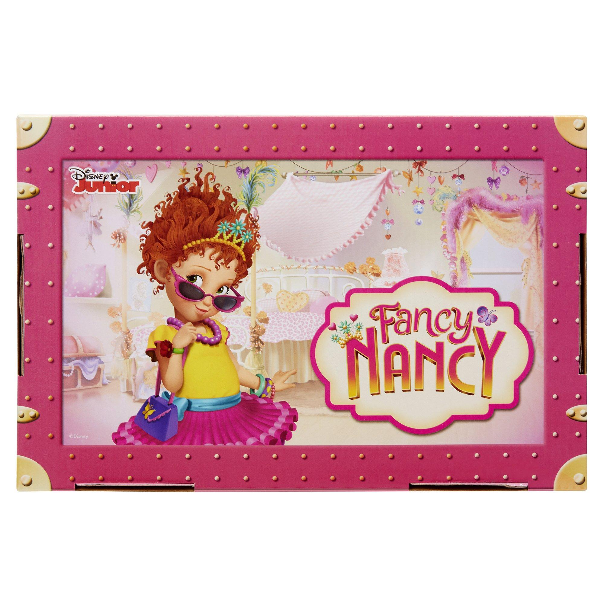 Fancy Nancy Ultimate Dress-Up Trunk, 13-Pieces, Fits Sizes 4-6X [Amazon Exclusive] by Fancy Nancy (Image #6)