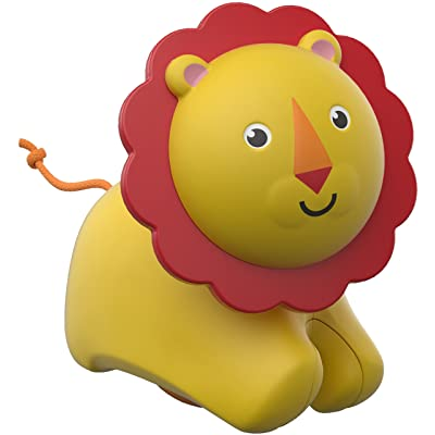 Fisher-Price Roller Lion: Toys & Games