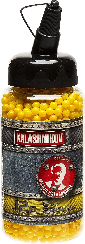 Kalashnikov Balines para pistola de bolas (2000 unidades, 0,12 g)