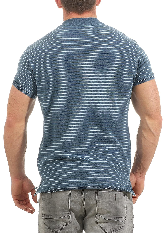 M.O.D Polo Hombre T-Shirt Camiseta po521: Amazon.es: Ropa y accesorios