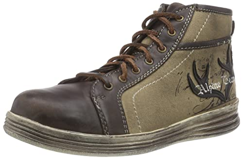 Mens Trainer 1295 High-top Trainers Stockerpoint