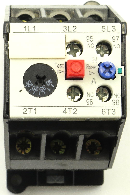New Siemens 3UA59 40-1J Thermal Overload Relay