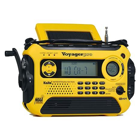 Amazon.com: Kaito Voyager Pro KA600 - Radio digital con ...