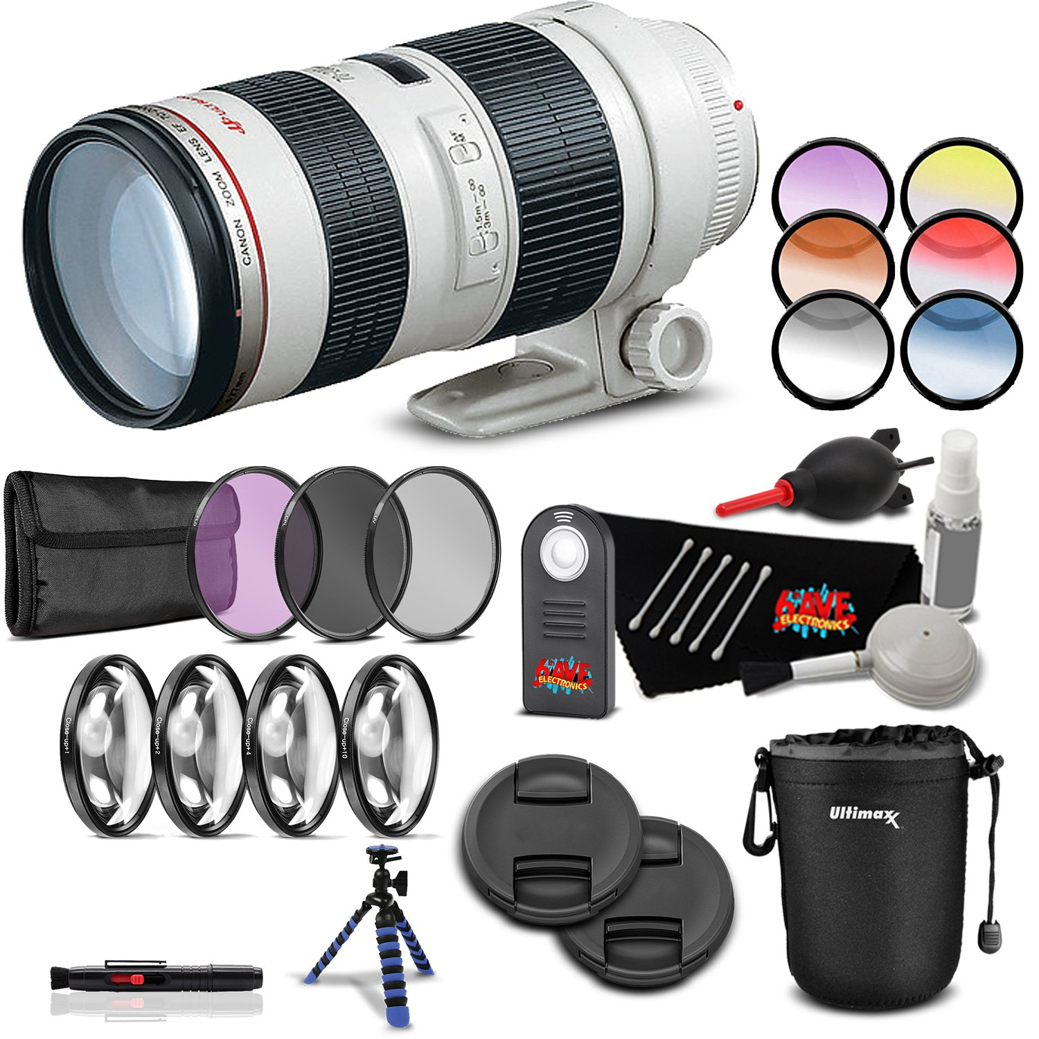Canon Professional EF f/2.8L 100 mm Kit|70-200mm f/2 USMレンズアクセサリーバンドル国際モデル B07FMF78JG Professional Kit|70-200mm f/2.8L 70-200mm f/2.8L Professional Kit, ナンセイチョウ:eef22376 --- ijpba.info