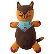 Joobles Fair Trade Organic Stuffed Animal - Silly The Fox