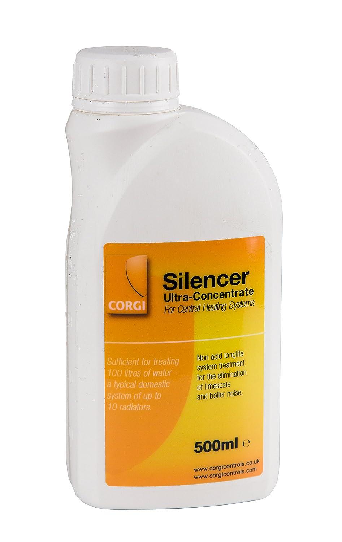 Corgi tripcon4-c concentrado calefacció n Central Silenciador –  claro