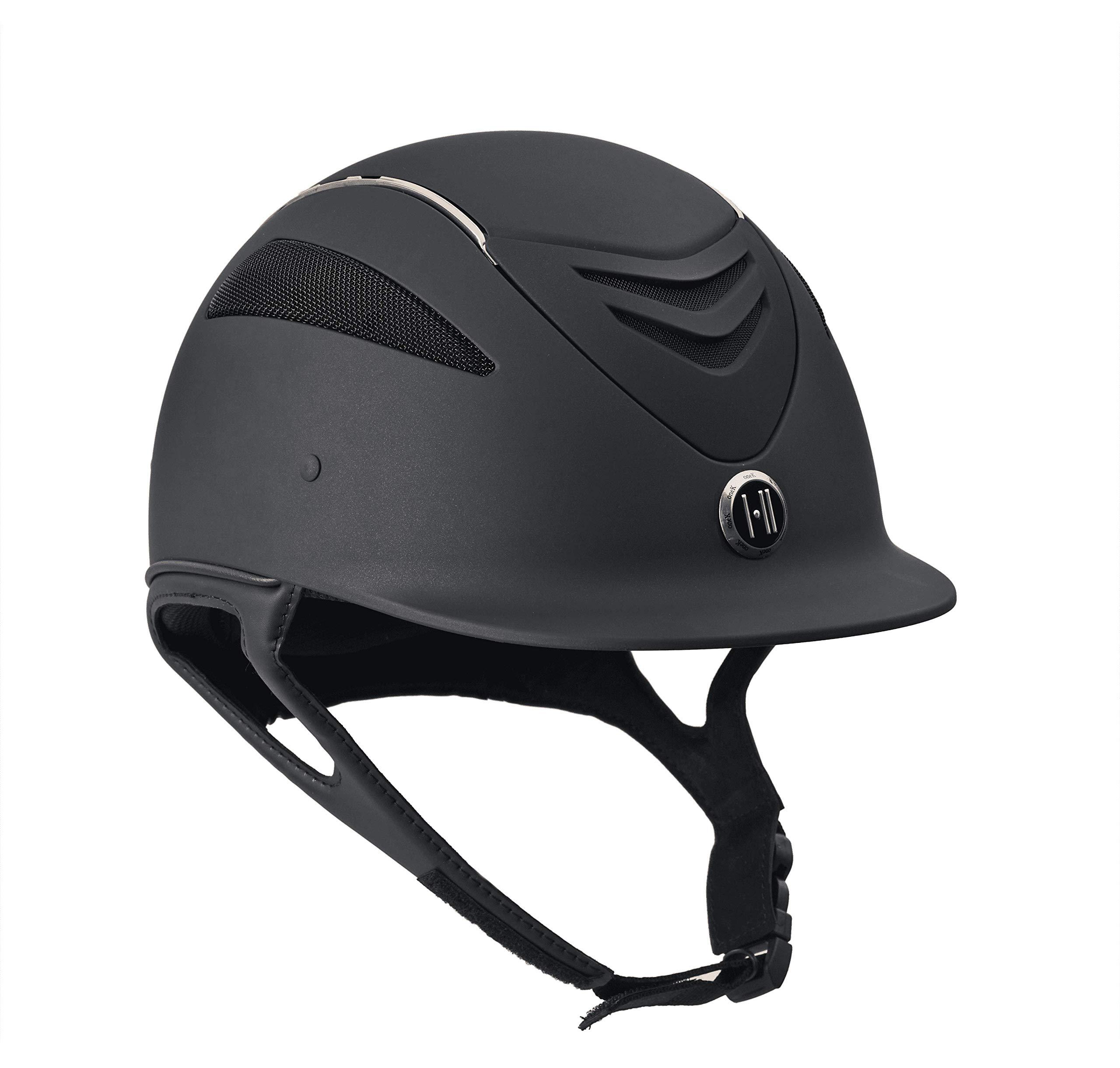 One K Defender RGS Helmet XS Long Black Matte