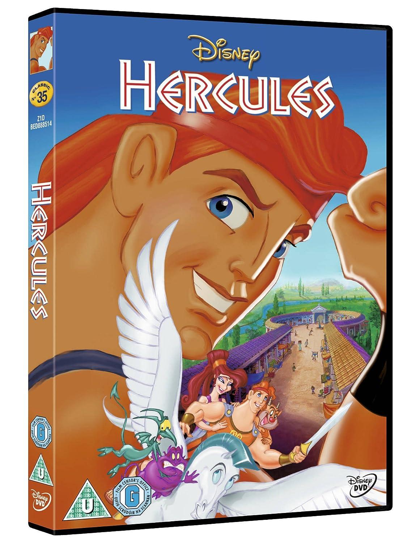 Walt disney classics 35 hercules dvd danny devito - Hercule walt disney ...