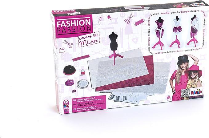 Theo Klein-7909 Kit De Costura Milano con Material, Instrucciones ...