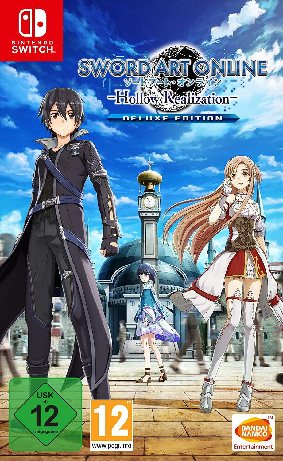Sword Art Online: Hollow Realization Deluxe Edition ...