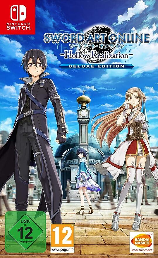 Sword Art Online: Hollow Realization Deluxe Edition ...
