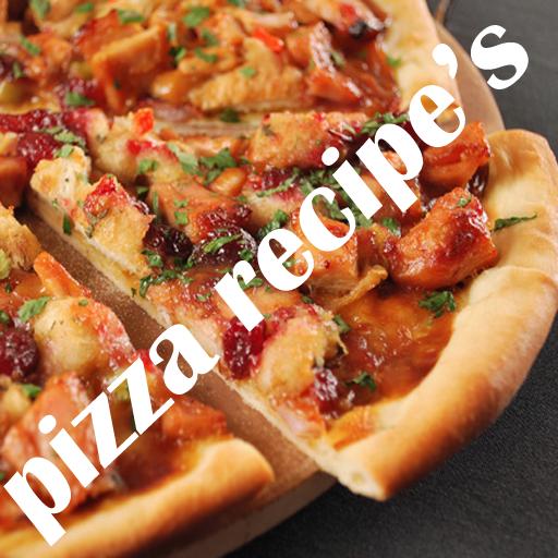 Delicious Pizza recipes (Spinach Mushroom Pizza)