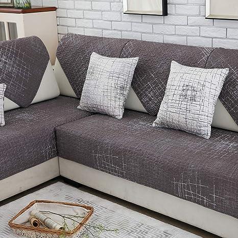 HUANZI SOFA Funda de sofá Antideslizante patrón Abstracto ...