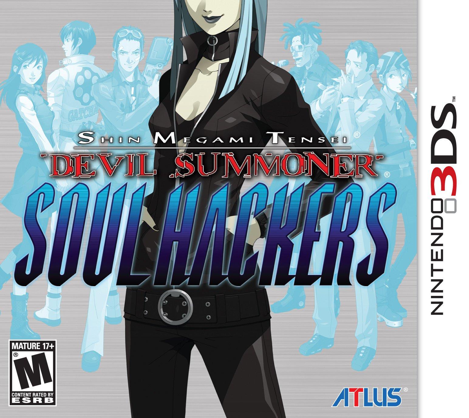 Shin Megami Tensei: Devil Summoner: Soul Hackers - Nintendo 3DS