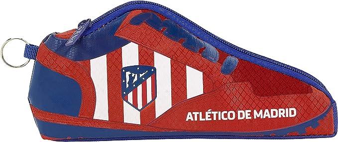 Atletico de Madrid Estuche, Niños, Atco. de Madrid, 240x20x100mm: Amazon.es: Ropa y accesorios