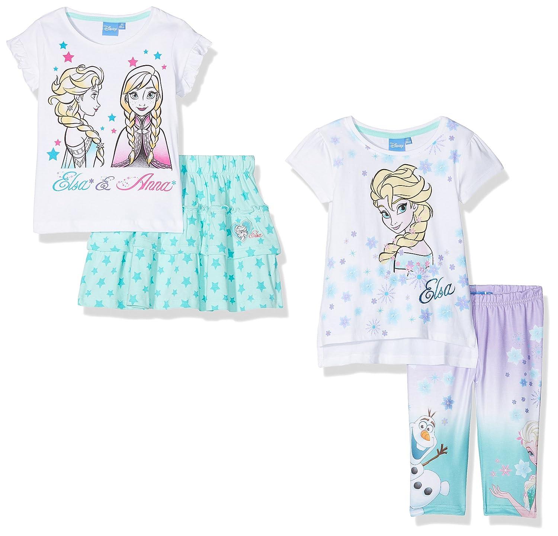 Pack of 2 FABTASTICS Girls Clothing Set