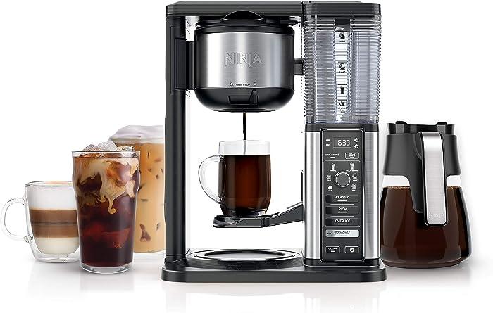 ninja-specialty-coffee-maker-cm-401-review