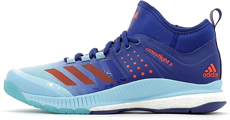 adidas Crazyflight X Mid W, Chaussures de Volleyball Femme