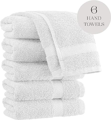 Luxury Towel Cotton Towels Face Hand Bath Towel Home Hotel Deep Blue 72 x 34cm