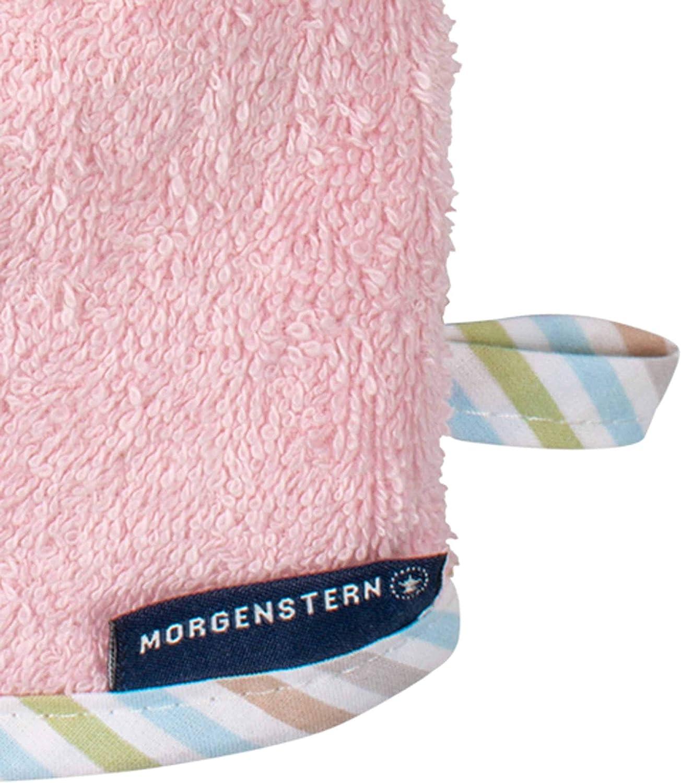 Morgenstern Gants de toilette en /éponge pour enfant Motif animaux