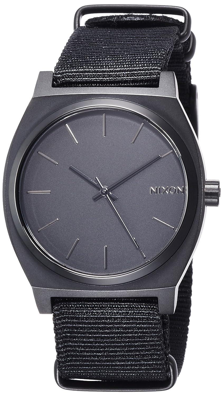 [ニクソン]NIXON TIME TELLER: ALL MATTE BLACK NA0451028-00 【正規輸入品】 B01LWSJF0F ALL MATTE BLACK ALL MATTE BLACK