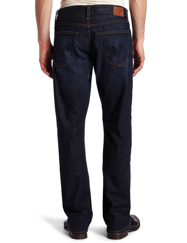 d99fb1bc Amazon.com: AG Adriano Goldschmied Men's The Protégé Straight-Leg Jean In  Hunts: Clothing