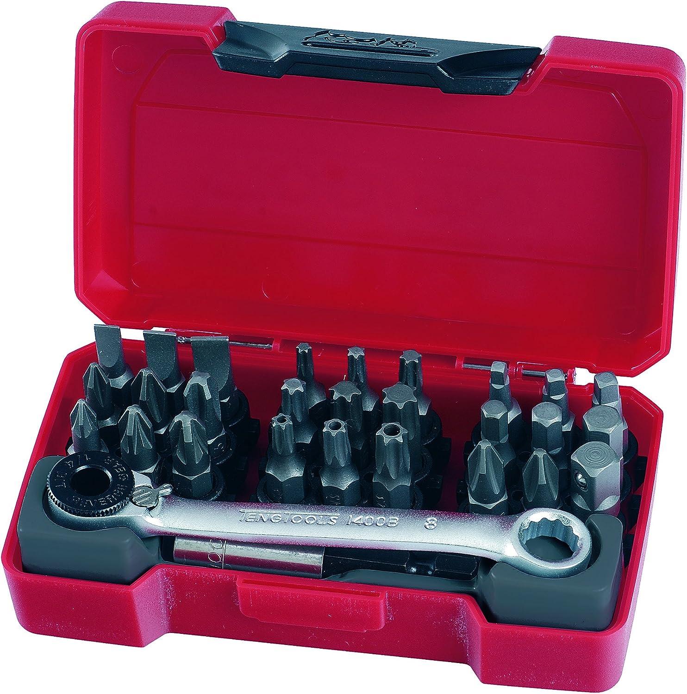 Teng Tools Time sale - 29 Bits supreme Box Piece TM029