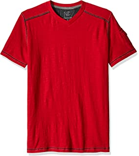 2e629d6fb7c9 Amazon.com  Modern Culture Men s Short Sleeve V-Neck Shirt  Clothing