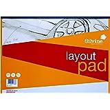 Silvine  Layout Pad