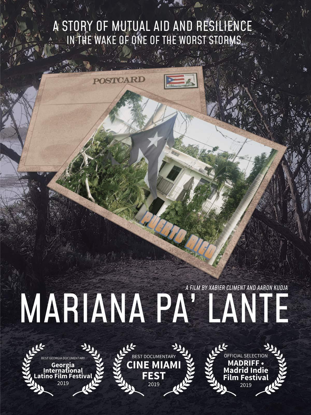 Mariana Pa'Lante on Amazon Prime Video UK