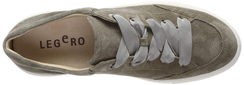 LEGeRO Womens Lima Low-Top Sneakers