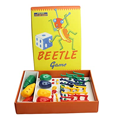 Perisphere And Trylon Games Beetle Game: Toys & Games