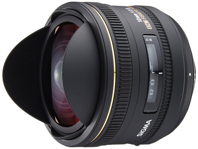 Sigma 10 mm F2,8 EX DC Fisheye HSM-Objektiv für: Amazon.de: Kamera