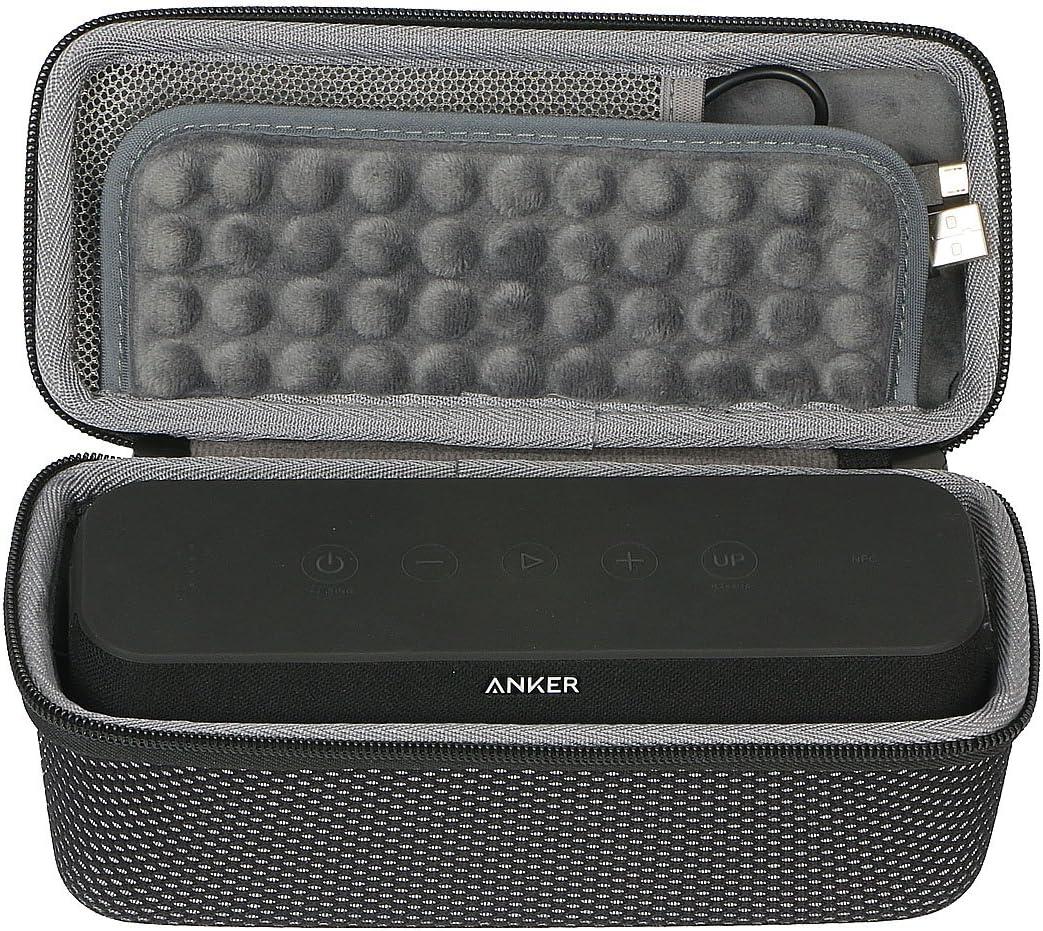 co2CREA Duro Viajar Fundas Caso Cubrir Estuche para Anker SoundCore Boost 20W Altavoz portátil(Speaker case): Amazon.es: Electrónica