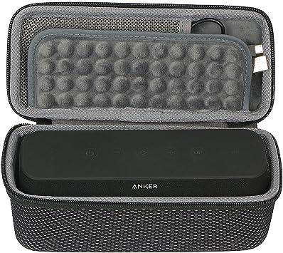Co2crea Tasche Für Anker Soundcore Boost Bluetooth Lautsprecher 20w Bluetooth Speaker Hülle Case Etui Reise Tragetasche Speaker Case Koffer Rucksäcke Taschen