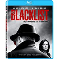 The Blacklist: Season Six [Blu-ray]