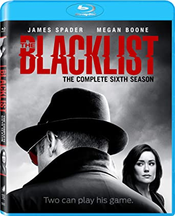 Amazon com: The Blacklist - Season 06 [Blu-ray]: James Spader, Megan