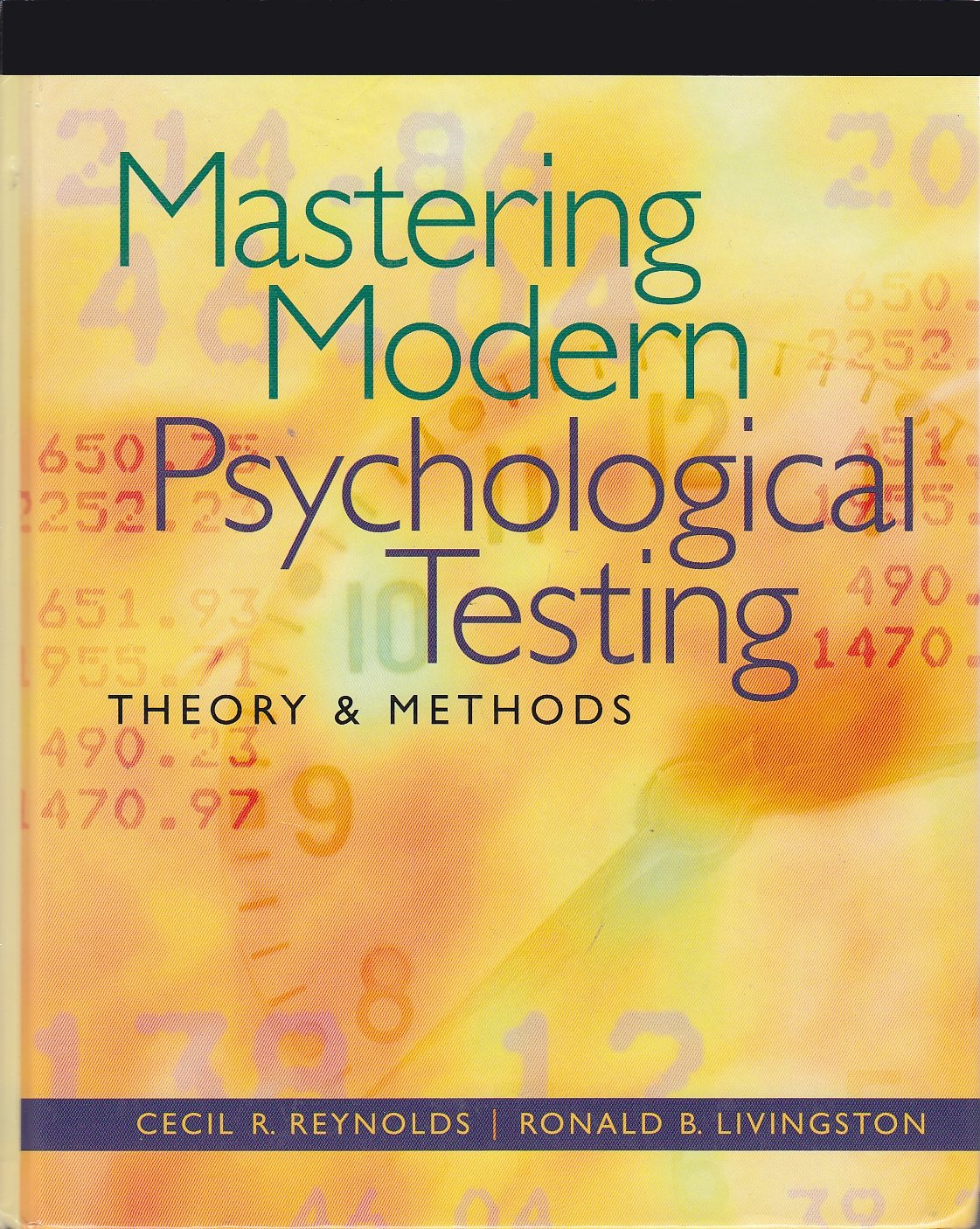 Mastering Modern Psychological Testing - Theory & Methods (Instructor Edition) ebook