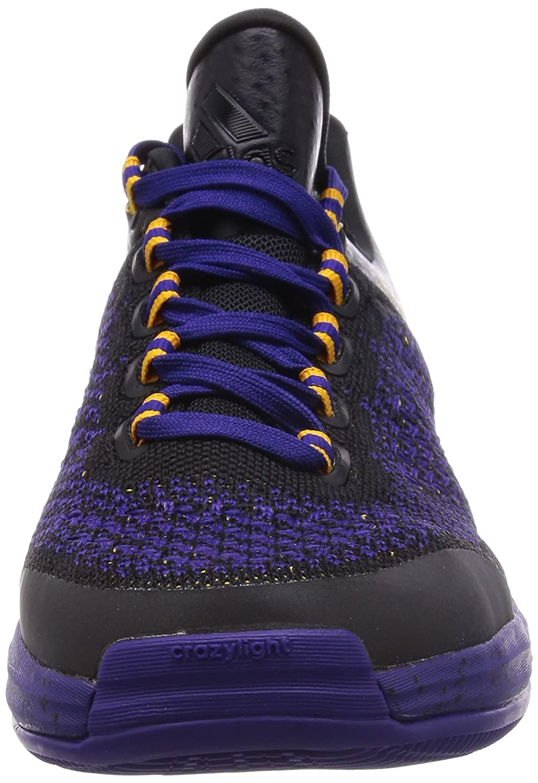 adidas Performance 2015 Crazylight Boost Premium Jeremy Lin Chaussures de  Basketball Homme Noir Violet  Amazon.fr  Chaussures et Sacs fb4f1d11bef9