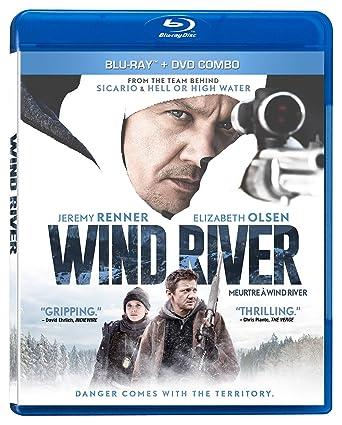 amazon com wind river blu ray dvd jeremy renner elizabeth