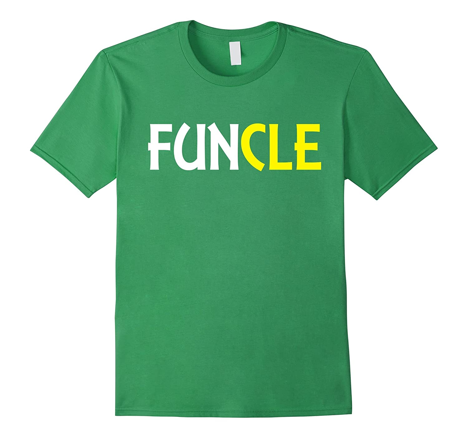 Men's Funcle Fun Uncle T-Shirt - PREMIUM QUALITY-BN