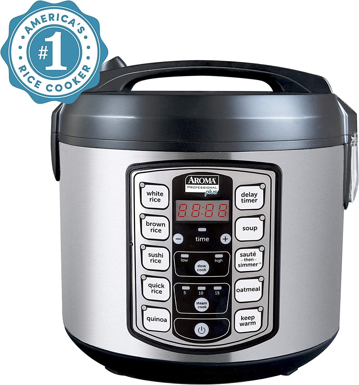 Aroma Housewares ARC-5000SB Digital Rice