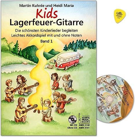 Kids hoguera de guitarra banda 1 – Los mejores canciones de niños ...