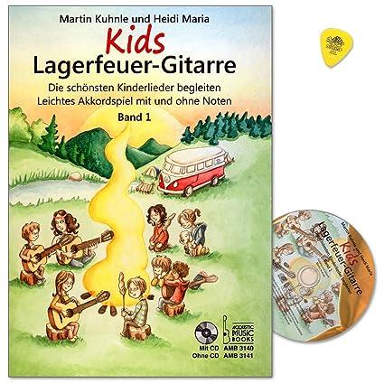 Kids hoguera de guitarra banda 1 – Los mejores canciones de niños Viajar – ligero acorde